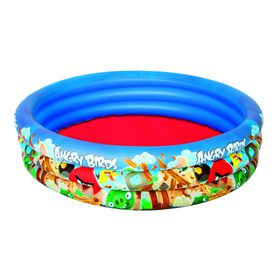 Bestway - Angry Birds 3-Ring Pool