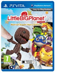 Little Big Planet: Marvel Edition