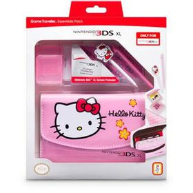 BigBen 3DS Hello Kitty Rose Essential Pack