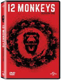 12 Monkeys Season 1 (DVD)