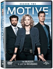 Motive Season 2 (DVD)