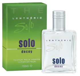 Lentheric Solo Parfum Vapour for Men - 100ml