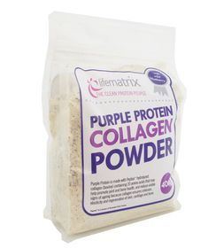 Lifematrix Purple Protein Collagen Powder - 400g