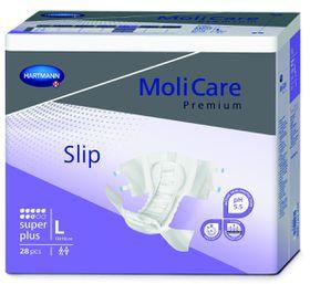 Molicare Premium Soft ''super'' Brief-Diaper - Large 30's