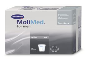Molimed For Men Active Pouch - 14's