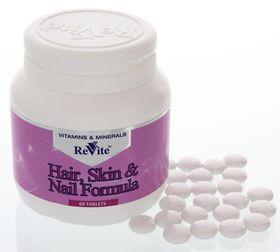 Revite Hair, Skin & Nail Tablets - 60's