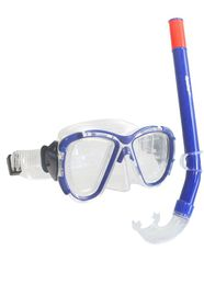 Aqualine Junior Combo Mask & Snorkel Set