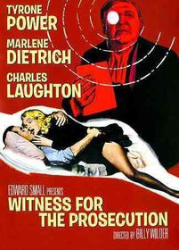 Witness for The Prosecution - (Region 1 Import DVD)