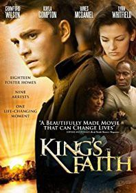 King's Faith - (Region 1 Import DVD)
