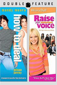 Raise Your Voice/How to Deal - (Region 1 Import DVD)