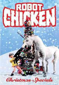Robot Chicken:Christmas Specials - (Region 1 Import DVD)