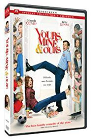 Yours Mine and Ours - (Region 1 Import DVD)