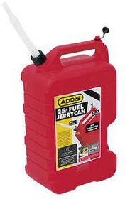Addis - Large Plastic Jerry Petrol Can - 25L