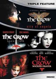 Crow Collection - (Region 1 Import DVD)