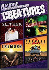 Slither/Sssssss/Tremors/Tremors 2:Aft - (Region 1 Import DVD)
