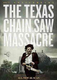 Texas Chain Saw Massacre 40th Ann Ed - (Region 1 Import DVD)