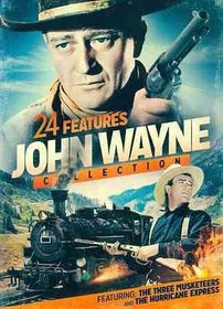 24 Features:John Wayne Collection - (Region 1 Import DVD)