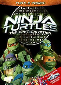 Teenage Mutant Ninja Turtles:Next Mut - (Region 1 Import DVD)