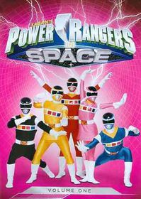 Power Rangers:in Space Vol 1 - (Region 1 Import DVD)