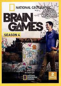 Brain Games:Season 4 - (Region 1 Import DVD)