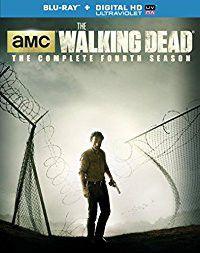 Walking Dead Season 4 - (Region A Import Blu-ray Disc)