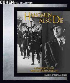 Hangmen Also Die - (Region A Import Blu-ray Disc)