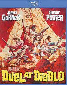 Duel at Diablo - (Region A Import Blu-ray Disc)