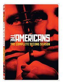 Americans:Season 2 - (Region 1 Import DVD)