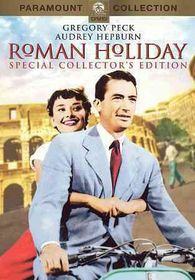 Roman Holiday - (Region 1 Import DVD)