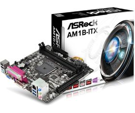 ASRock AM1B-ITX/M Motherboard - Socket AM1