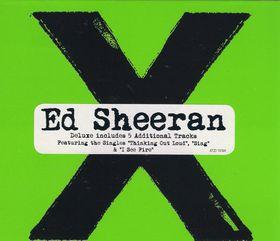 Ed Sheeran - X - Deluxe Version (CD)