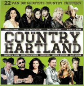 Country Hartland - Various Artists (CD)