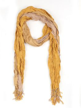 The Earth Collection Two-Layer Rustic Scarf -Senegal