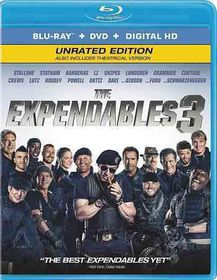 Expendables 3 - (Region A Import Blu-ray Disc)