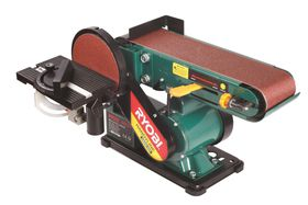 Ryobi - Belt and Disc Sander 350 Watt