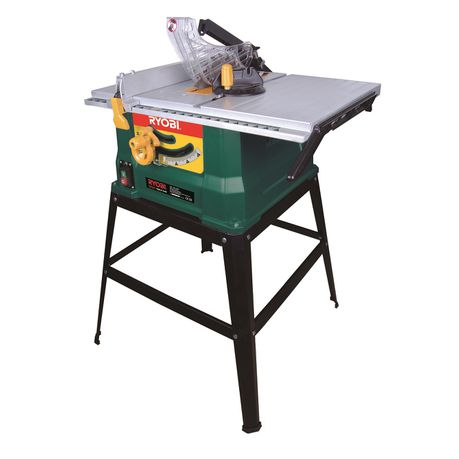 Ryobi Table Saw 254mm Green And Black Buy Online In South Africa Takealot Com