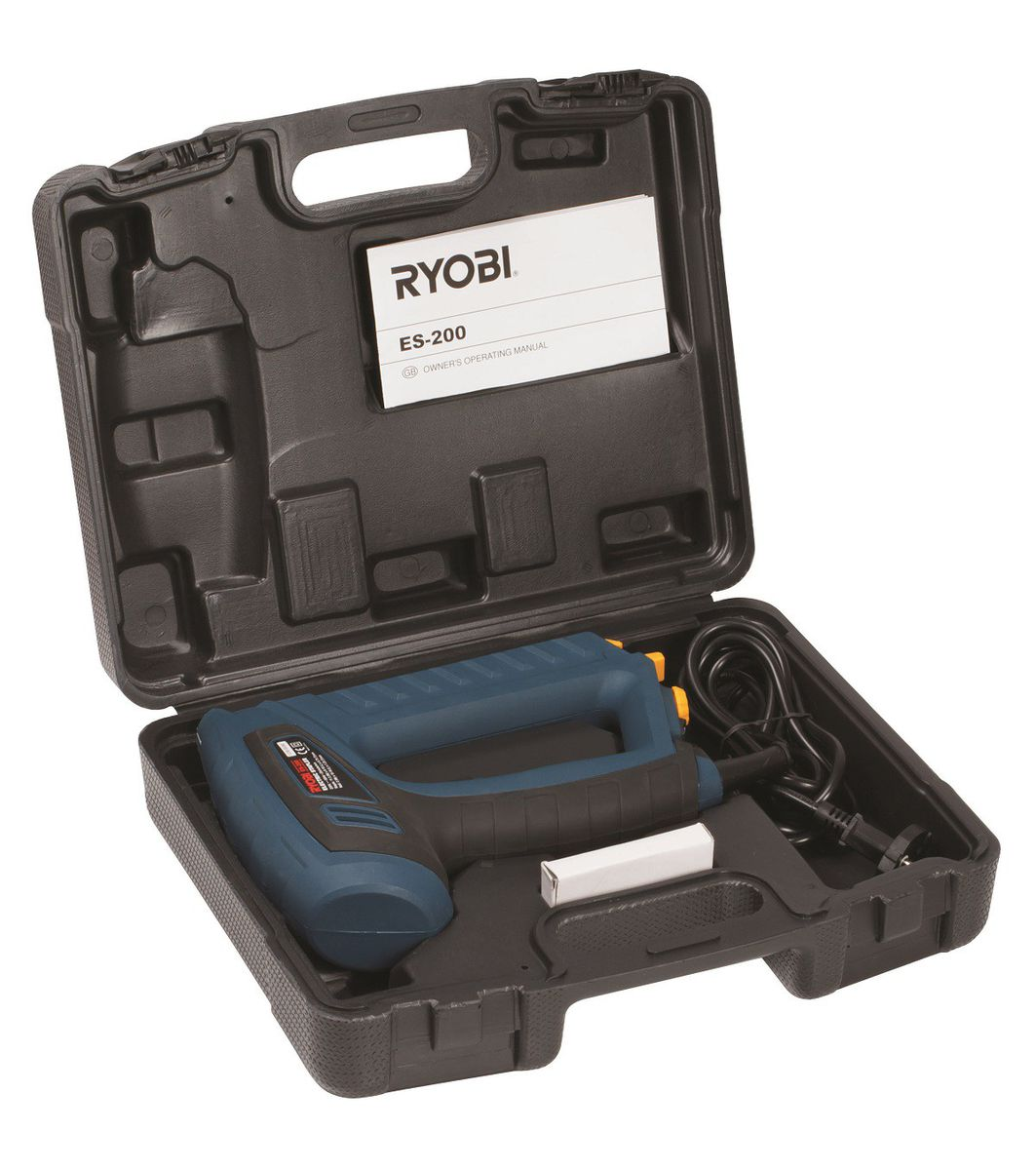 Electric Supercharger For Sale In South Africa: Ryobi - Electric Nailer & Stapler - 600w