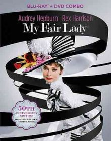 My Fair Lady (50th Anniversary Editio - (Region A Import Blu-ray Disc)