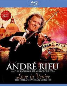 Love in Venice - (Region A Import Blu-ray Disc)