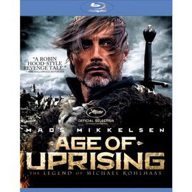 Age of Uprising:Legend of Michael Koh - (Region A Import Blu-ray Disc)