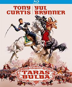 Taras Bulba - (Region A Import Blu-ray Disc)