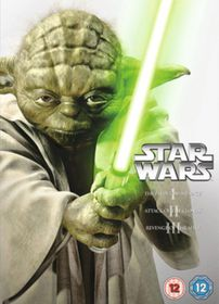 Star Wars Trilogy: Episodes I, II and III (Import DVD)
