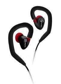 Trainer Sport In Ear Headset - Black