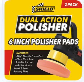 Shield - Dual Action Polishing Pads 2 Pack