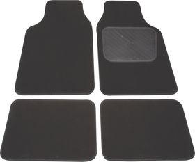 Moto-Quip - Promo Car Mat Set - Black