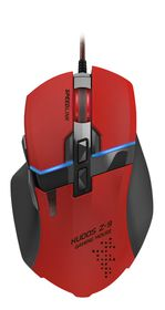 Speedlink - KUDOS Z-9 Gaming Mouse for PC - Red