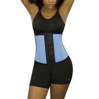 Vedette Shapewear Waist Cincher Zoe 348 in Blue