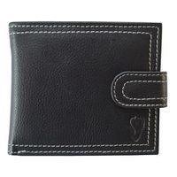 John Buck Men's Wallet - Black