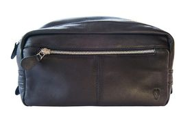 John Buck Toiletary Bag - Black