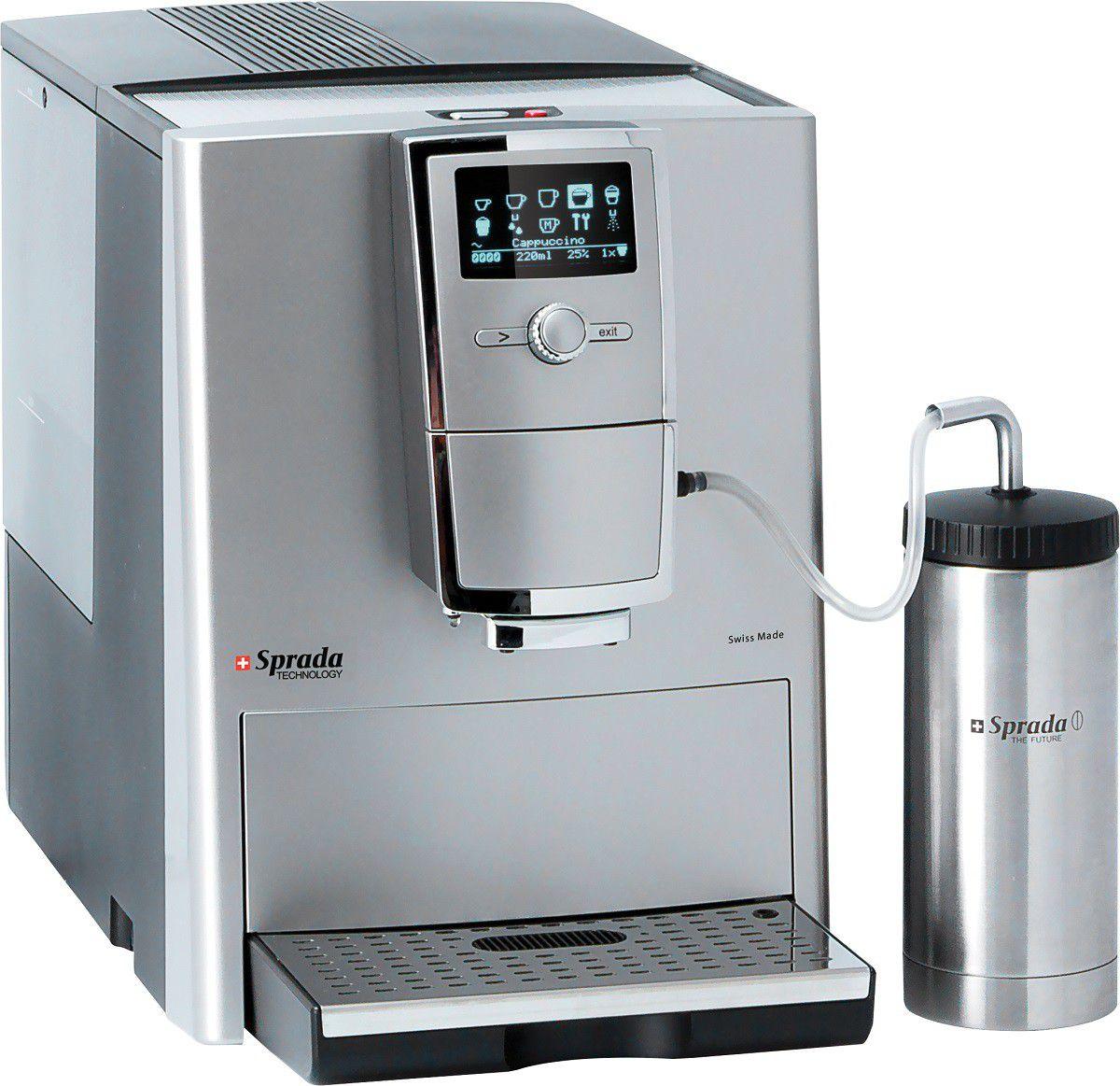 Sprada Coffee Sprada Tx7 Fully Automatic Coffee Machine